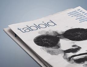 Stampa online tabloid